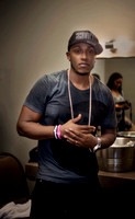 Mystikal Backstage