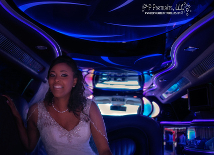 In The Limo